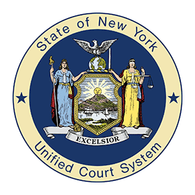 State of New York Unified Court System Logo