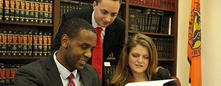 Why Hofstra Law? We're a Leader in Experiential Education