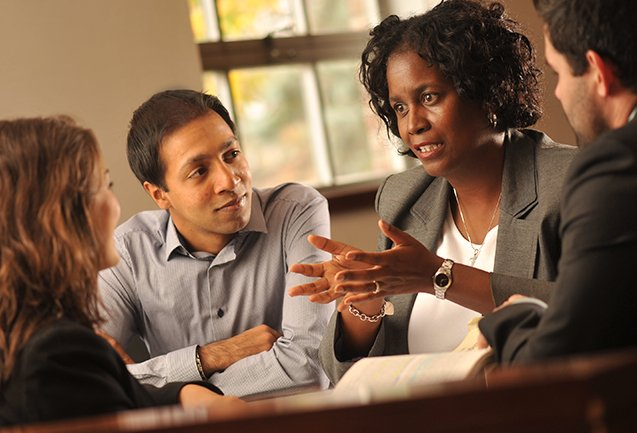 Why Hofstra Law? Mentoring is Key