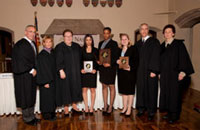 Hofstra Moot Court Team