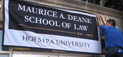 Naming the School of Law